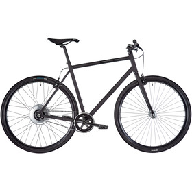 FIXIE Inc. Backspin Zehus, black-matte